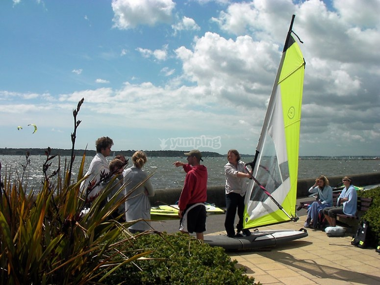 Poole Windsurfing Centre