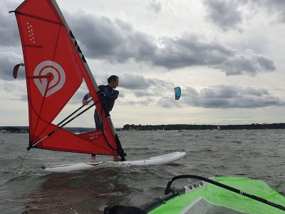 Improver's Windsurfing Lessons in Poole 2 Hours