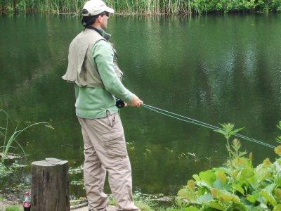 Suffolk Shooting School Fishing