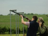 Shooting with an instructor