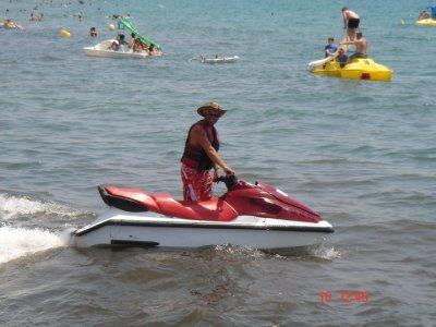 Wet and Wild Motos de Agua