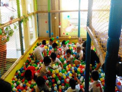 Bubble Aventuras Parques Infantiles