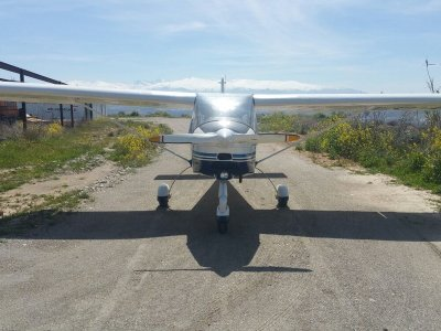 A 30-MIn Aircraft Flight Atarfe Granada Outskirts