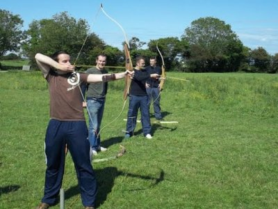 Archery for Groups at Beckett Park Campus