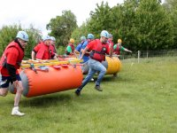 Team Building - Raft Racing