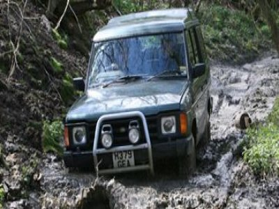 Q Leisure 4x4 Routes