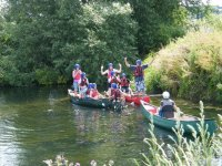 Come with all your friends to Rock UK Summit Centre Canoeing