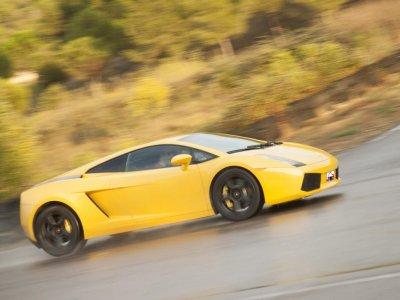 2 laps Lamborghini Gallardo - Motorland Escuela