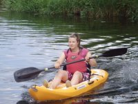 Gain some experience with Rock UK Summit Centre Kayaking