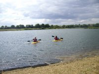 Open Kayaking at Rock UK Summit Centre Kayaking