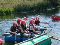 Rock UK Summit Centre Rafting