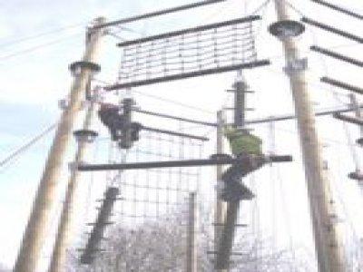 Burrs Activity Centre Canopy