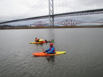 Inflatable Kayaking in the Scottish Highlands