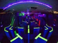Fluorescent zone