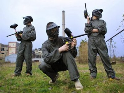 Nationwide Paintball Manchester