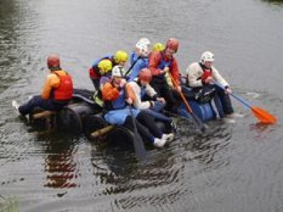 Burrs Activity Centre Rafting