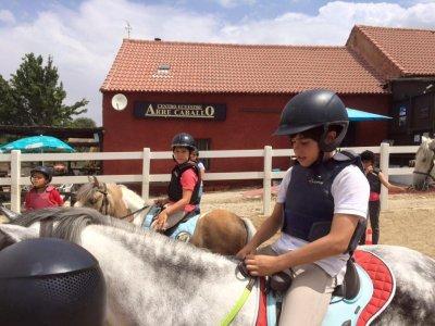 Pony ride in Los Ángeles de San Rafael 30 min