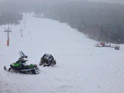Grandvalira Motos de Nieve
