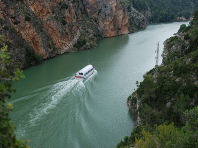 River Cruise in the Júcar Canyons for adults