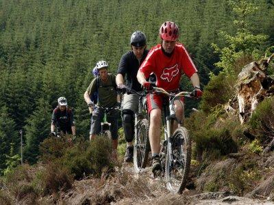 Full Day Mountain Biking Fife