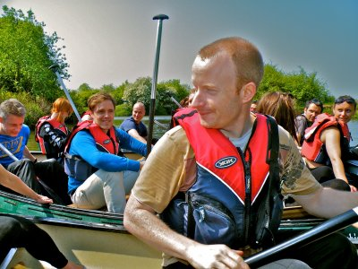 Canoe Tour in River Lane 2.5 Hour