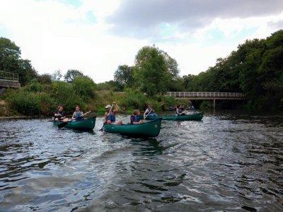 Full Day Canoe Tour Medway