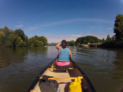 Canoe Wild Camping