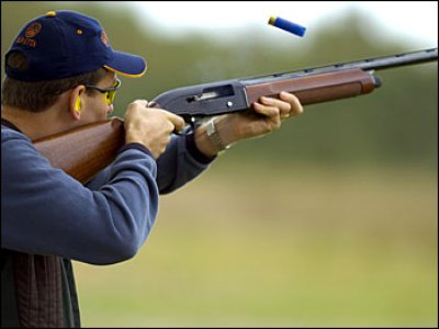 Raiders Action Sports Clay Pigeon Shooting