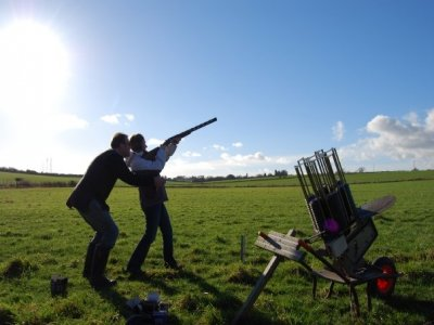 Apocalypse Paintball Clay Pigeon Shooting