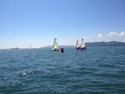 Plymouth and Devon Schools Sailing Association Powerboating