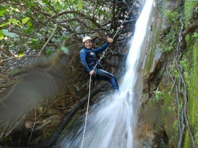 Canyoning Course Sierra de Tramontana, 2 Days