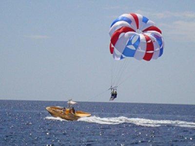 Paracraft Lanzarote Parascending