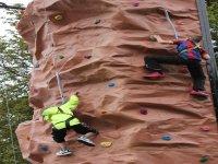 Truckfest climbers