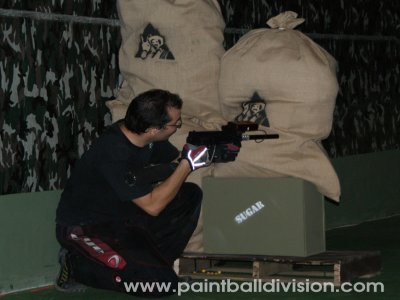 Paintball Division Laser Tag
