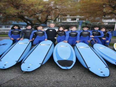 Slash Surf School Gijón