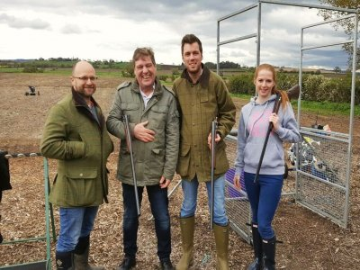Clay Pigeon Shooting In Chester