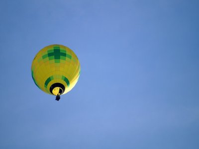 Hot-air Balloon Excursion in Madrid 1h 30min