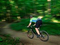 Mountain Biking with 1610