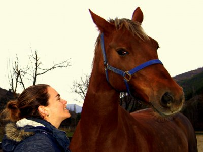 Horseback Riding Course in Jaca 1 Hour