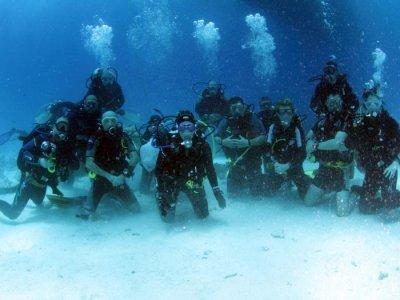 Overland Underwater