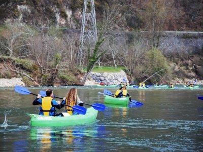 Zenit Experiencias Kayaks