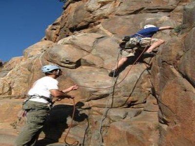 M-Power Activity Services Climbing