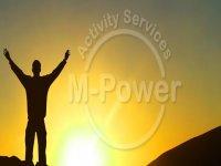 M-Power Activity Services Mountain Biking