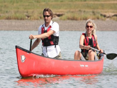 Siblyback Lake Outdoor and Active Centre Canoeing