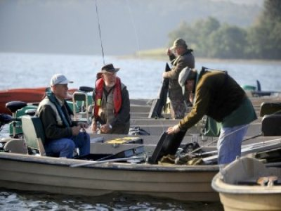 Siblyback Lake Outdoor and Active Centre Fishing