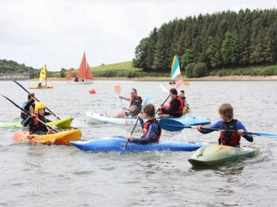 Siblyback Lake Outdoor and Active Centre Kayaking