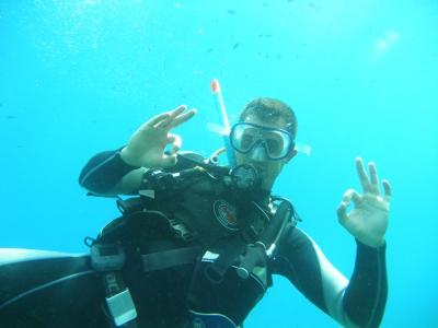 PADI Scuba Diver Course in Calp coast