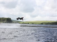wakeboarding jump