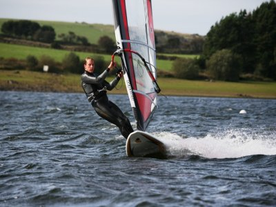 Siblyback Lake Outdoor and Active Centre Windsurfing