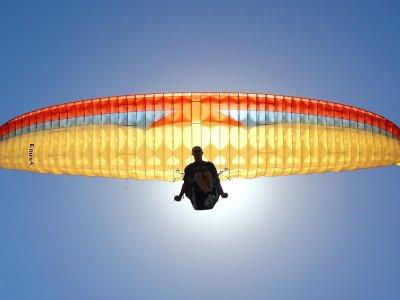 North London Parachute Centre Ltd Paragliding